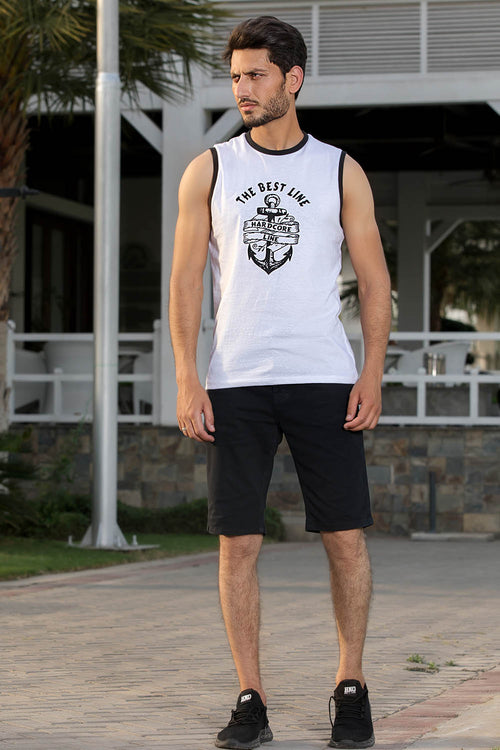 Anchor Muscle Graphic Tee