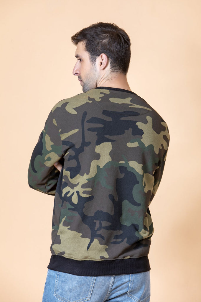 Camo Sweat Shirt HMSSF20005