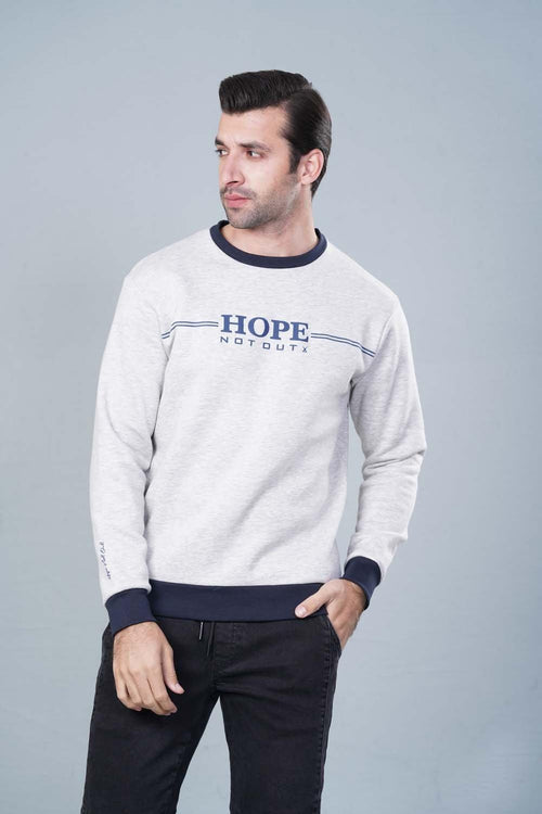 GREY Sweatshirt HMSSF20205