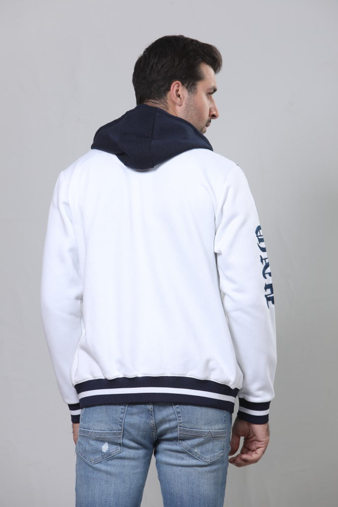 White Hoody HMTKHF20015 - HOPE NOT OUT