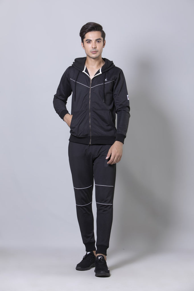 Grey Athleisure Set HMTSF20001