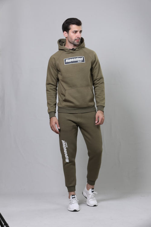 Green Athleisure Set HMTSF20013