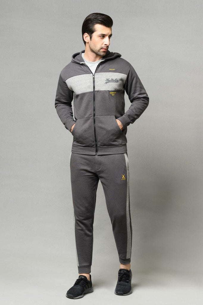 GREY Athleisure Set HMTSF20267