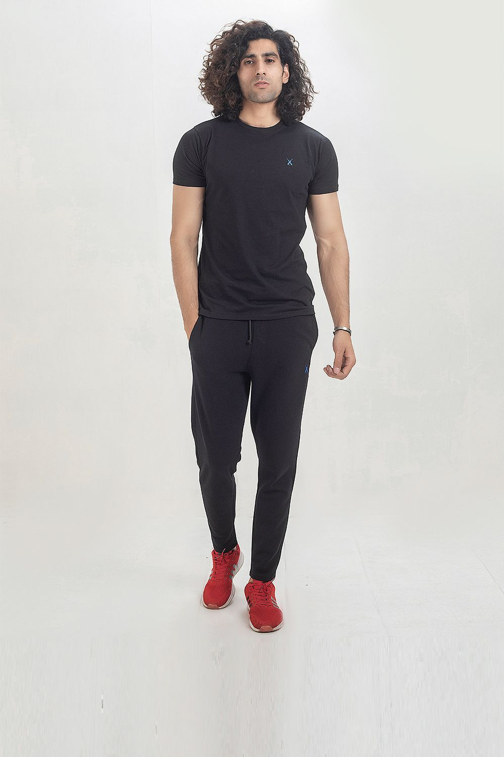 Basic Black Trouser - HOPE NOT OUT