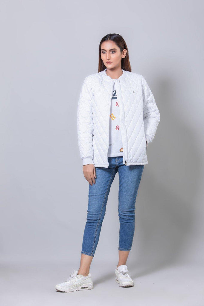White Jacket HWJPF20001