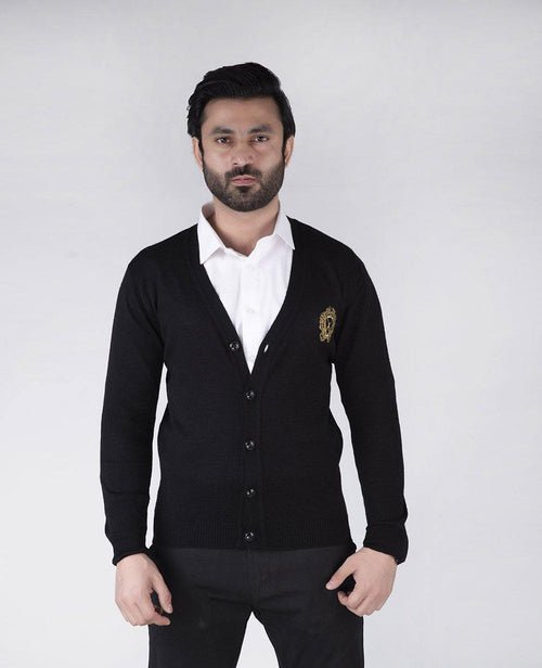Black Sweater HMSCF180008