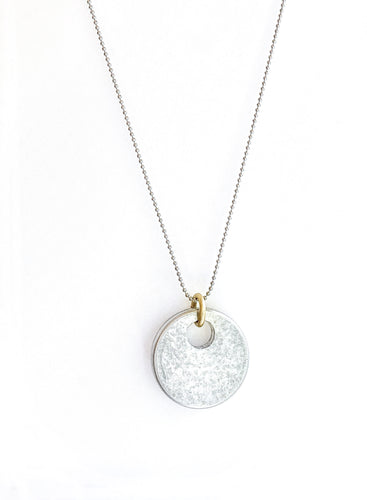 A Nod to Mod Necklace