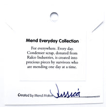 Load image into Gallery viewer, Half-Moon Posts - Mend Everyday Collection