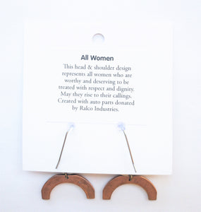 All Women Earrings