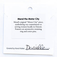 Load image into Gallery viewer, Mend the Motor City Necklace