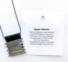 Load image into Gallery viewer, Agape Multi Bar Necklace