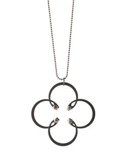 Mend Cross Necklace