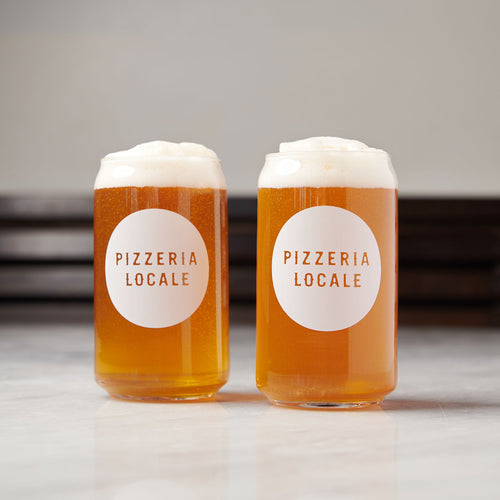 Can Beer Glass (SET OF TWO)