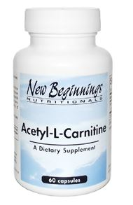 ACETYL-L-CARNITINE 500 mg (60 capsules)