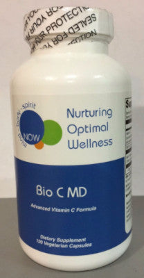 BIO C MD (120 caps) Nurturing Optimal Wellness