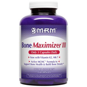 BONE MAXIMIZER III -  MRM (150 Caps)