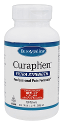 CURAPHEN EXTRA STRENGTH (120 tablets)  Euromedica