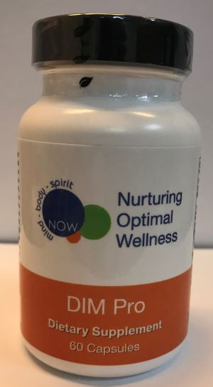 DIM Pro (60 capsules) Nurturing Optimal Wellness