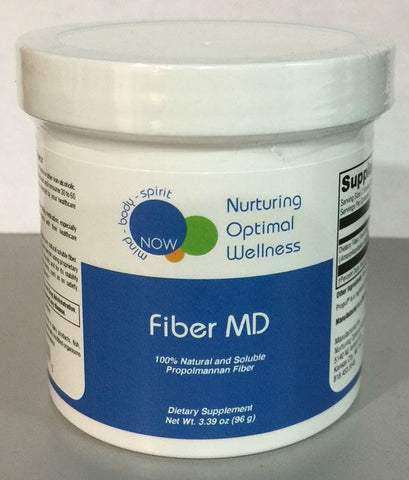 FIBER MD (3.39 oz) Nurturing Optimal Wellness