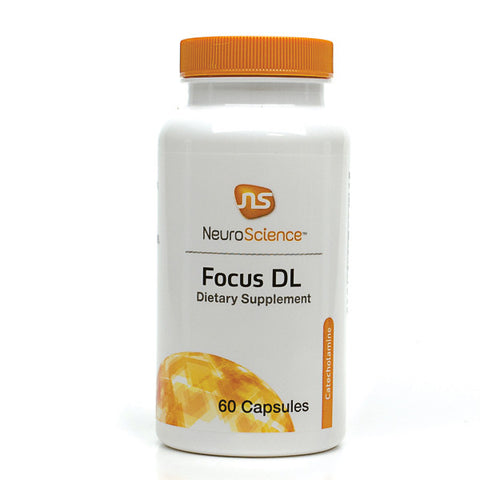 FOCUS DL (60 capsules) NeuroScience