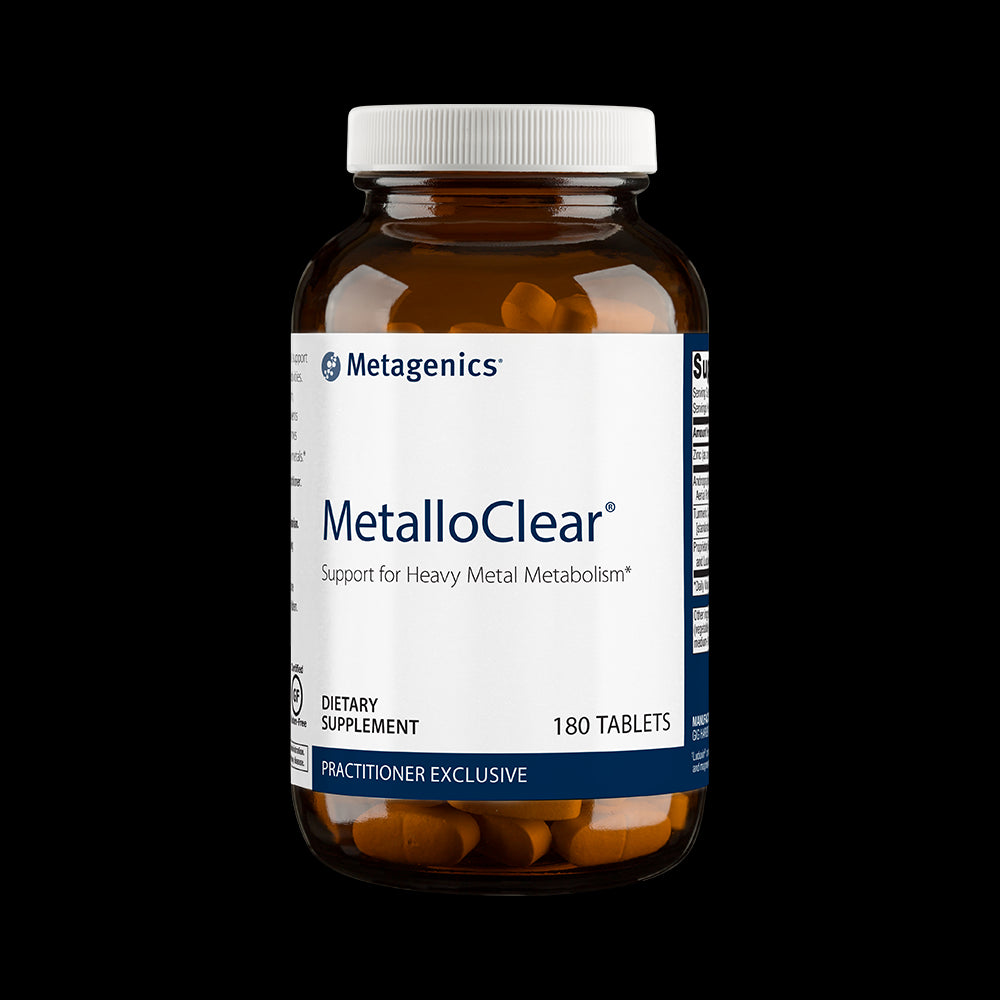 METALLO CLEAR - heavy metal detox (180 tablets)