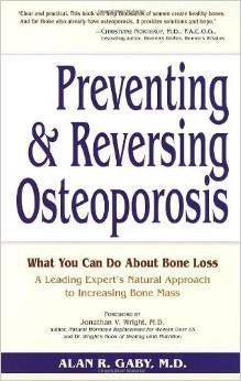 (Book) Preventing and Reversing Osteoporosis