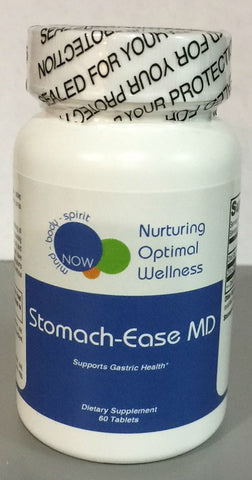 STOMACH-EASE MD (60 tabs) Nurturing Optimal Wellness