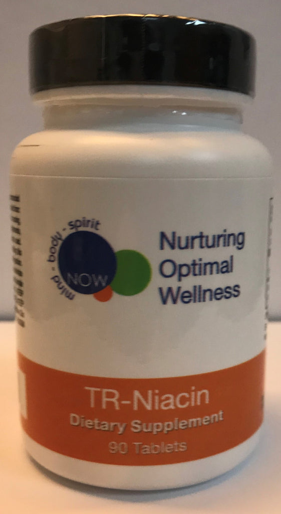 TR-NIACIN (90 tablets) Nurturing Optimal Wellness