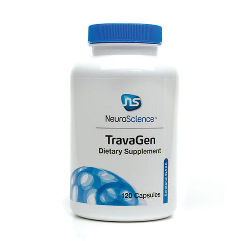 TRAVAGEN (120 capsules) NeuroScience