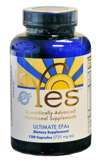 YES Ultimate EFAs (120  Caps)