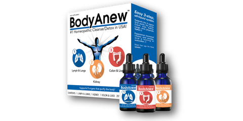 BODY ANEW CLEANSE (MediNatura)