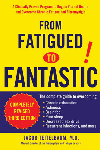 [BOOK] From Fatigued to Fantastic! (Third Edition)