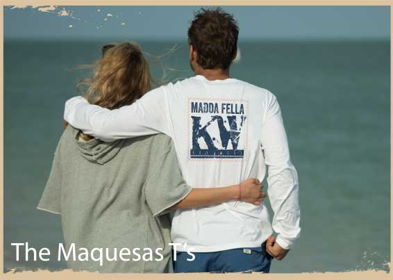 The Marquesas T's