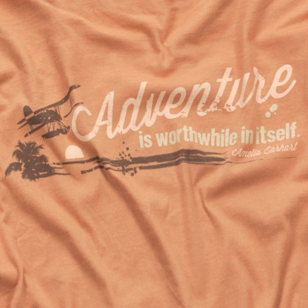 Long Sleeve Excursion - Adventure Print