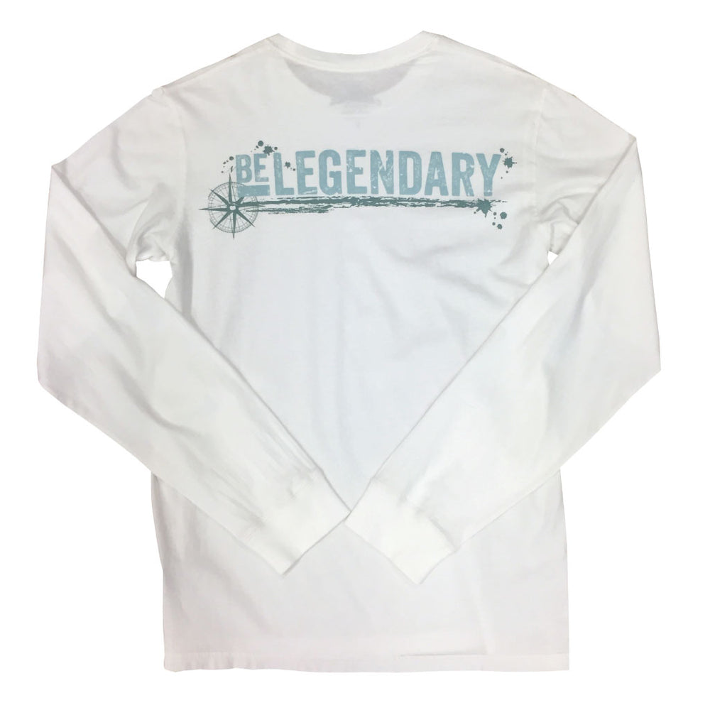 Long Sleeve Excursion - Be Legendary