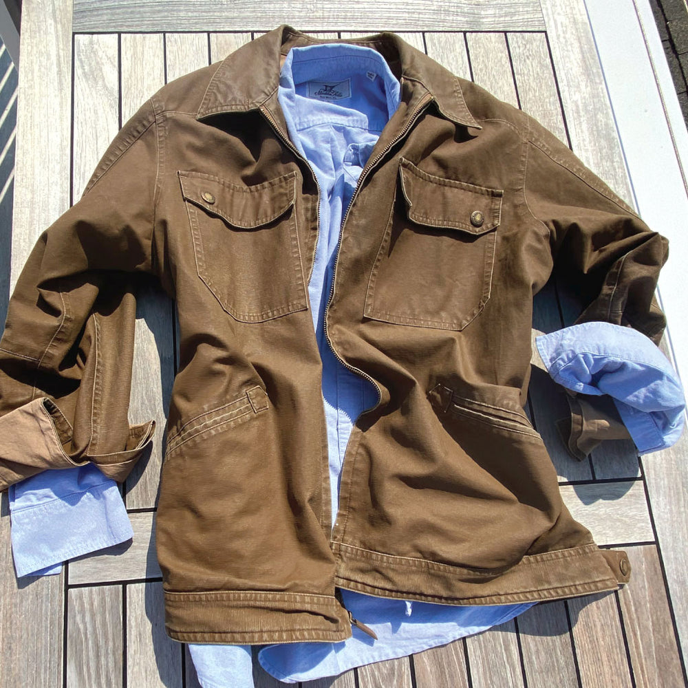 Waterproof Deck Jacket