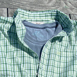Depth Check Key West Poplin