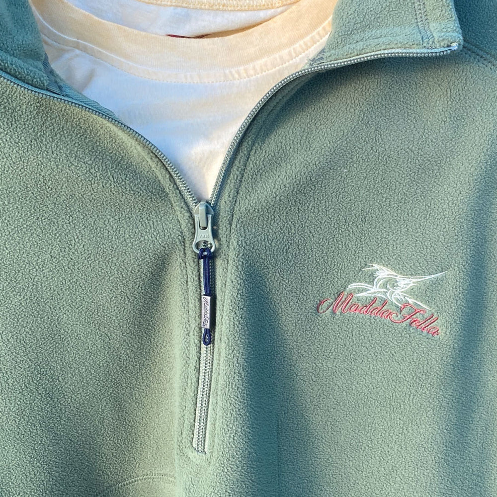 Embroidered Fleece