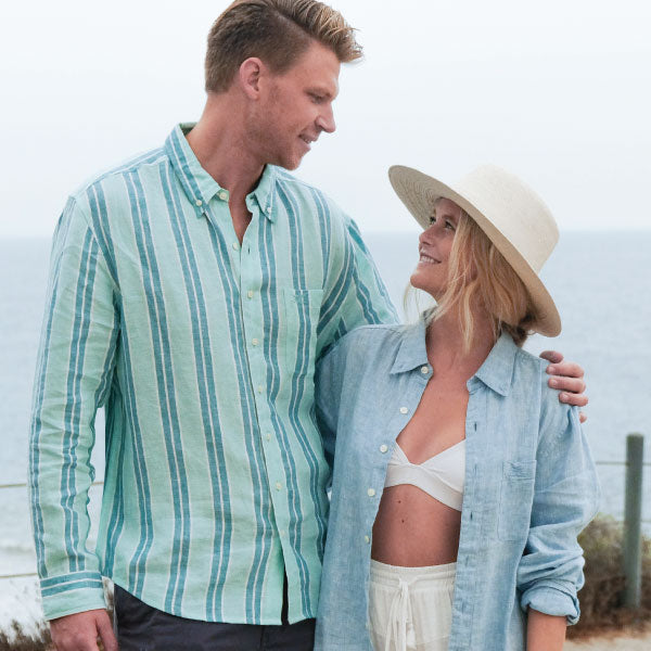 Spring Shirts Collection Lifestyle Image