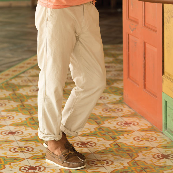 Oxford Pants Collection Lifestyle Image