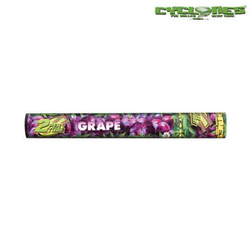 RTL - Cyclone Hemp Wraps Grape 2-Pack Cones