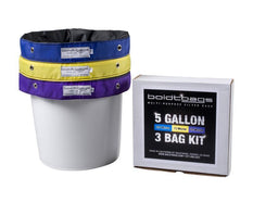 Boldtbags 5 Gallon 3 Bag Kit - Boldtbags