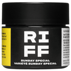 Dried Cannabis - RIFF Sunday Special Flower - Format: - RIFF