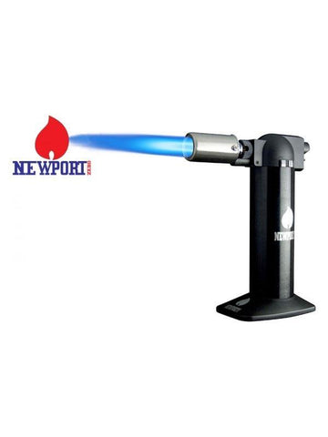 "Newport Zero Torch 6"" Black"