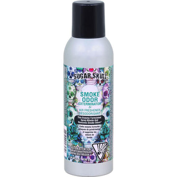 Smoke Odor Spray 7oz Sugar Skull