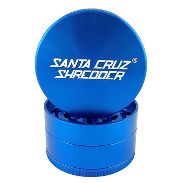 Grinder - Santa Cruz Shredder - 4-Piece Medium Blue