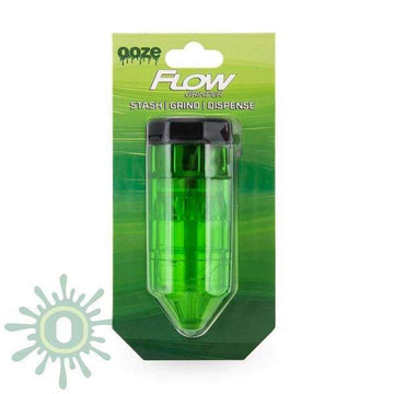 Ooze Flow Grinder With Easy Dispenser
