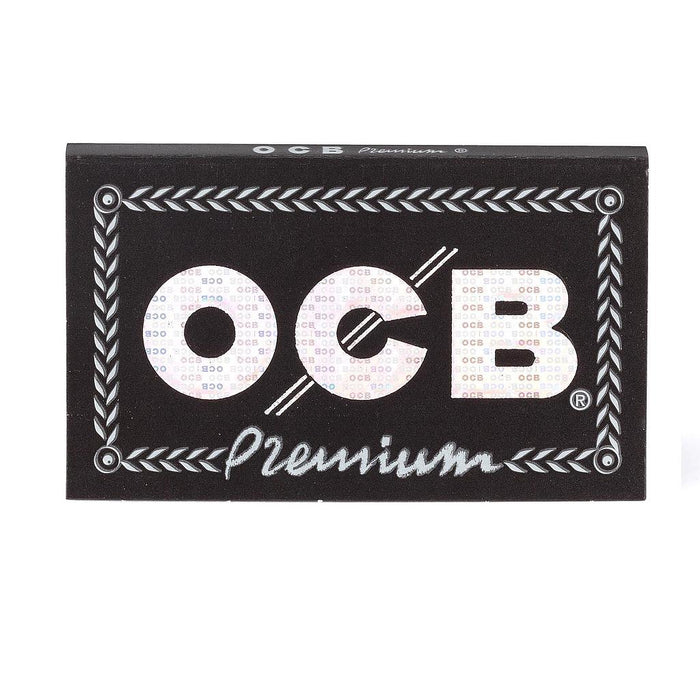 RTL - Rolling Papers OCB Black Premium Double - OCB
