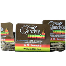 RTL - Randy's Small 4' Hemp Wick Bundle - Randy's