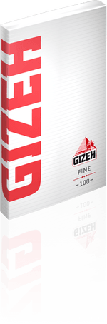 RTL - GIZEH Pure Fine Rolling Papers - Gizeh